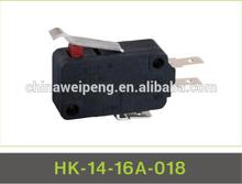 joystick micro switch 10A 16A 21A TUV UL VDE CE CB KC