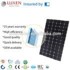 295w mono OEM double glass solar panel --- Factory direct sale
