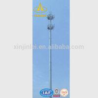 18m (60ft) Mobile Antenna Telescopic Mast