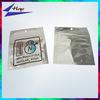 Zip lock silver aluminum foil mylar bag heat press seal bag