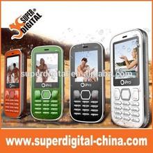 "Waterproof 2.2"" QCIF Spreadtrum 6531 Quad Band Dustproof Shockproof Big Keyboard Mobile Phone Cellular"