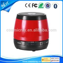 twist bluetooth speaker,with intelligent voice prompt,CSR4.0,hot selling in UK market.