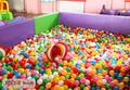 جودة عالية الأطفال بركة الكرة البلاستيكية