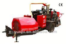 CLYG-TS500 sealing asphalt pavement cracks