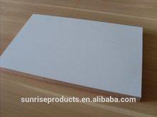 Melamine MDF board popular used as Writing board