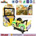 elettronica auto gioco di corse macchina 3d Sonic auto da corsa macchina del gioco
