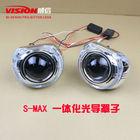 Hid Bi-xenon Bulbs Headlight Projector Lens H7 Auto Lamp, Led Angel Eyes Bi-xenon Light Hid Projector Lens