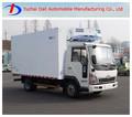 a basso prezzo marca FAW cargo furgone refrigerato