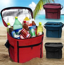 promotional recycled insulated thermal lunch outdoor picnic cooler bags