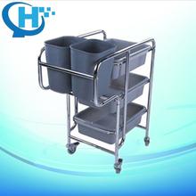 hotel food service trolley/dining service cart/kitchen restaurantequipment