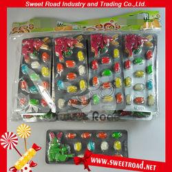Rabbit Shape Whistle Fruit Soft Candy