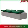 BLM-0411 outdoor indoor bench seat stadium chair plastic floor chair