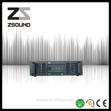 Best 2*600W Digital Pro Audio Power Amplifier For Pa System