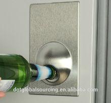 Top Quality Stainless Steel Magnetic Fridge Bottle Opener