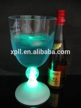 Promotion plastic shot / LED flashing cup / LED Flashing Glasses