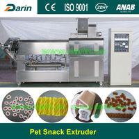 Dog Cat Treats Making Machinery