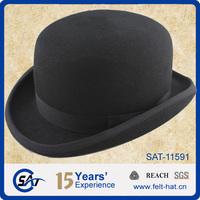 100% Australian Wool felt English Derby Hat