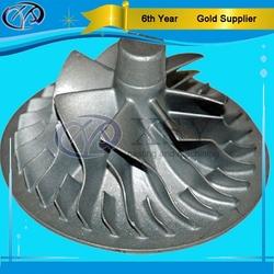 casting steel marine impeller
