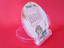 Round calendar case/ calendar box/calendar holder