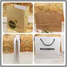 Security latest indonesia custom paper bag