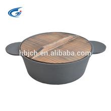 cast iron cookware stockpot