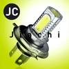 stylish car led tuning light h4 6w led headlight h4 led light 12 volt led fog lights car accessories