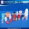 Hdpe pp abs pequeña de inyección de plástico de la máquina fabricante de china