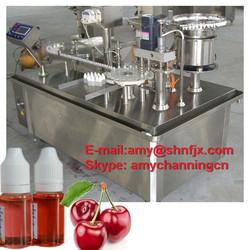 NFDGK-I/II buy best automatic monoblock e-liquid filling machine