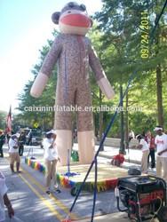 inflatable Sock Monkey,inflatable monkey custome