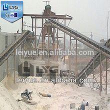 LYG High Quality lime/cement belt conveyor