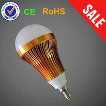 Underwater 300W In China 3w e17 led bulb lighting