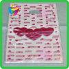 Yiwu China customized cheap plastic hdpe shopping bag