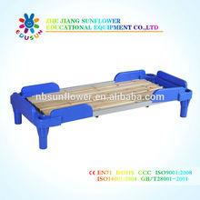 Kindergarten Furniture Wooden Kids Bed, Kids Daycare Beds, Kids Bed (XYH-0065)