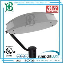 UL DLC approved 30w Singbee commercial led parking lot lighting Bridgelux chip Meanwell driver 5 years warranty