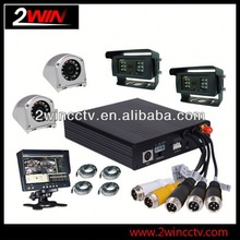 Cheap Prices!! 64GB 3G Vehicle CCTV Mobile motion activated dvr