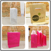 Customized graphics and wordings snack paper packaging bag