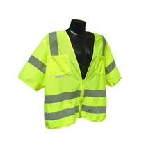 Reflective safety vest motorcycle