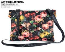 Fashion ladies Handbag Painting Rivet Clutch Bag Envelope Bag Shoulder Bag 18494#