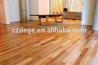 E1 AC4 best price waterproof basketball court pvc laminate flooring