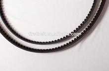 cogged drive belt/teeth belt/raw edge v belt