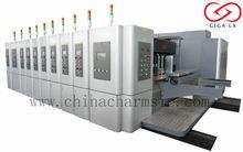 GIGA LX 707 One Color Flexo Printing Green Paper Packaging Printer Machine