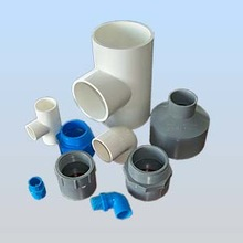 Water Supply Plastic PVC Fitting