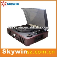 skywin discount turntable player with cassette on sale 2014