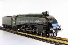 G scale live steam British train model--British A4 (green)