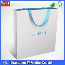 delicate & luxury no minimum custom printed paper bags