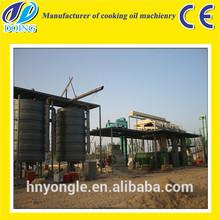 De alto rendimiento de aceite de girasol de la fábrica con ISO y CE