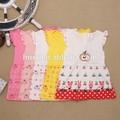 2014 japoneses y coreanos 2-4 inteligente años baby girls japonés de moda para las niñas vestidos