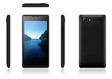 New Arrival 4.5 inch Quad Core 3G Android Mobile Phone Dual SIM