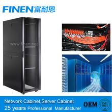 Double Mesh Back Door 42U Server Rack Cabinets