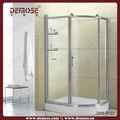 prefabbricato cabina doccia in fibra di vetro per hotel